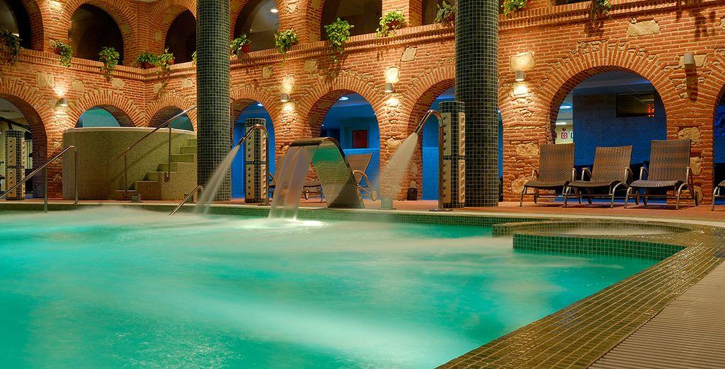 Hotel con spa en Salamanca