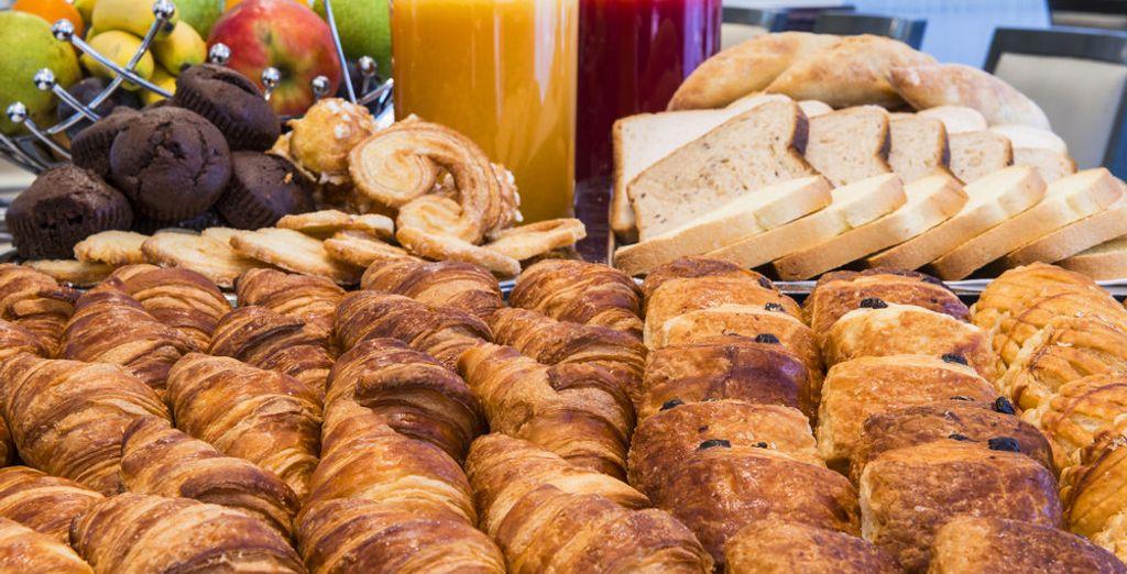 Disfruta de tu desayuno diario
