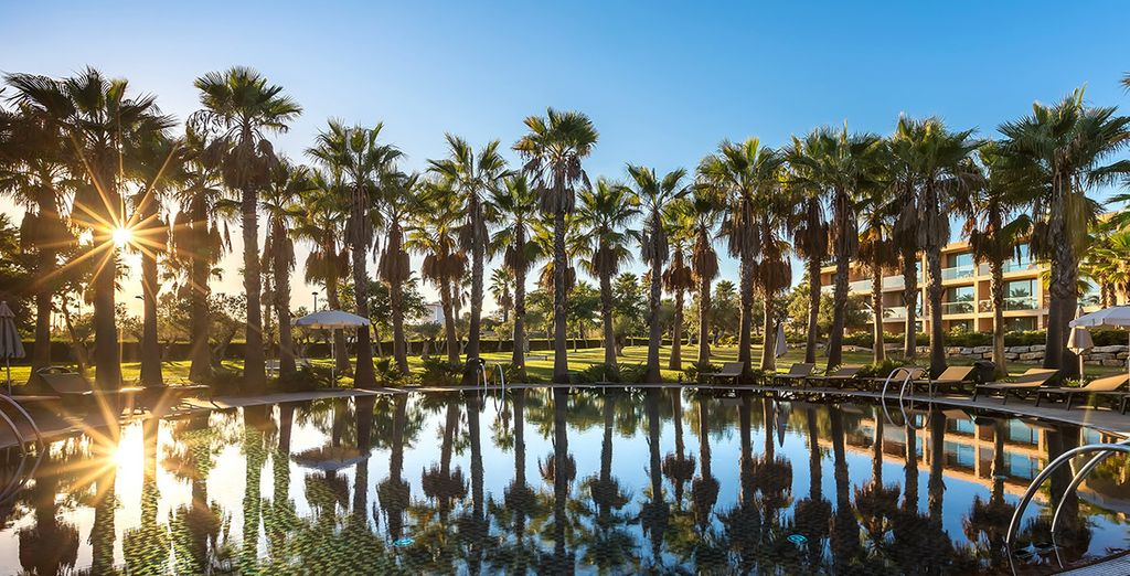 Bienvenido a tus vacaciones en el oasis Sao Rafael Atlantic 5*