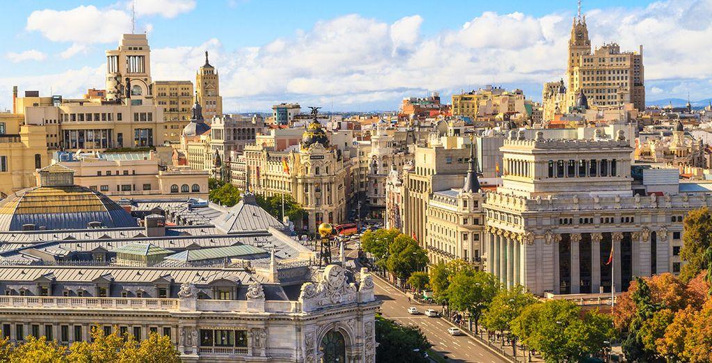 Madrid te cautivará