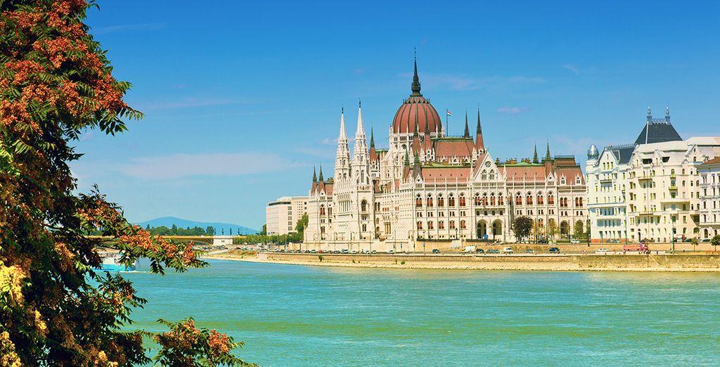 Bienvenido a la elegante Budapest