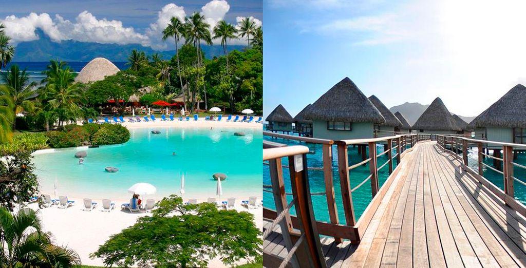 Combinado: Tahití y Bora Bora a su pleno disfrute