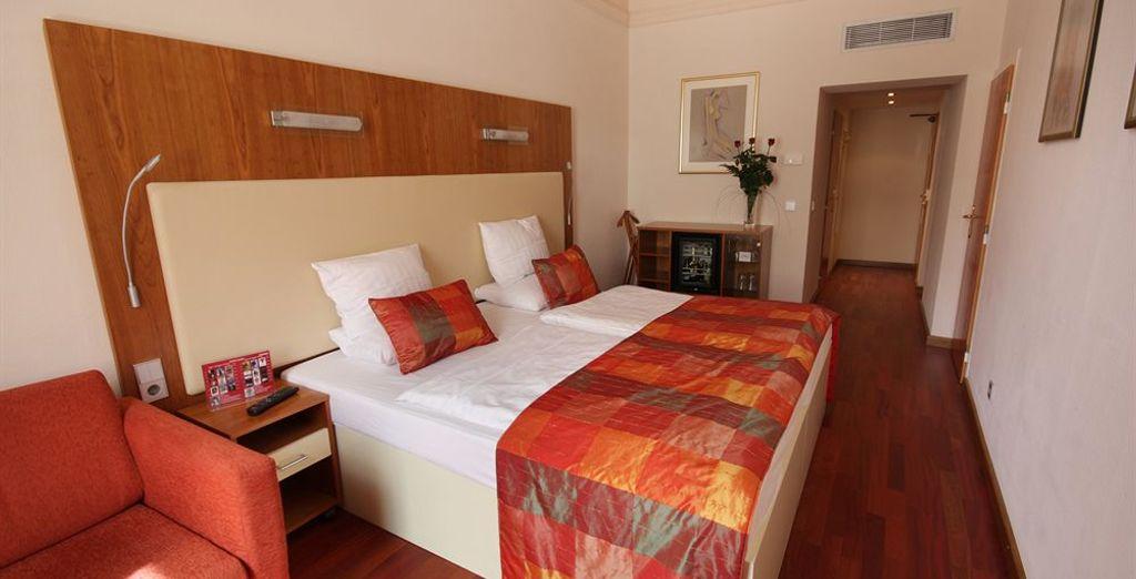 Ametyst Hotel Praha 4*, Praga