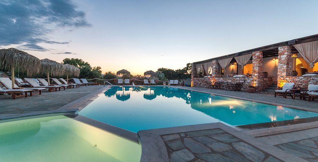 Un resort perfecto para familias