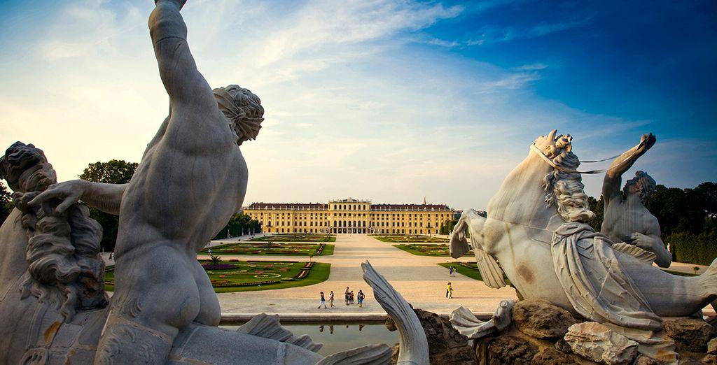 Descubra Viena, cuna de grandes compositores como Strauss, Beethoven o Mozart