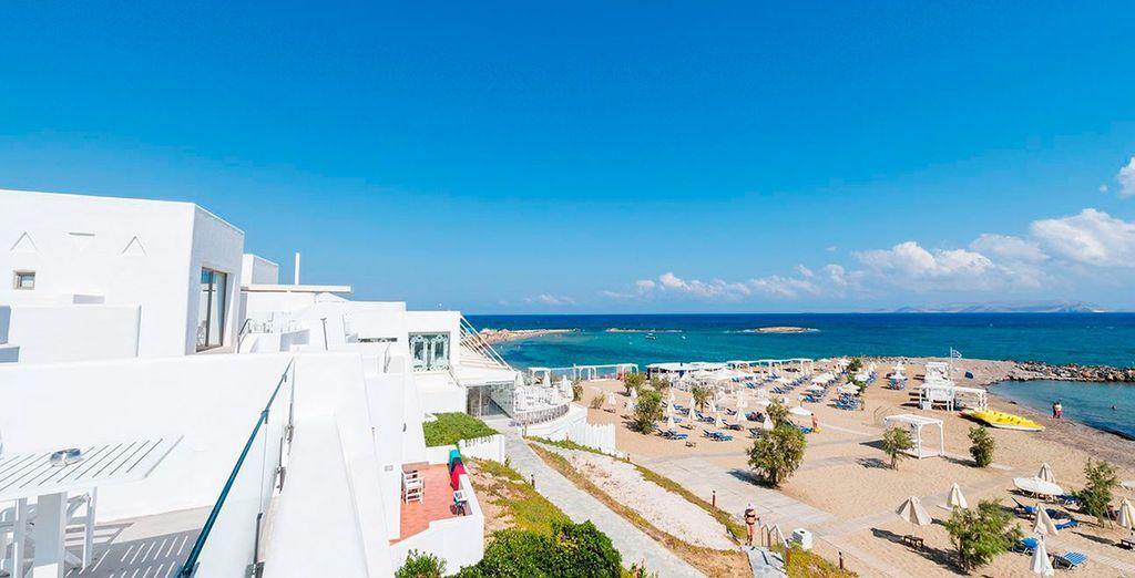 Una soleada y maravillosa estancia te espera en Creta