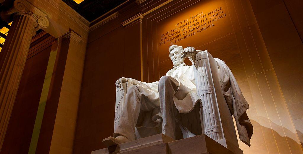 El Memorial Lincoln