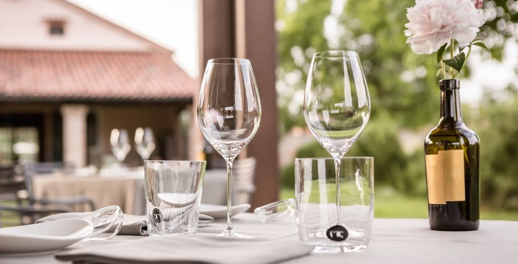 Precios especiales en la cata de vinos y la visita al viñedo