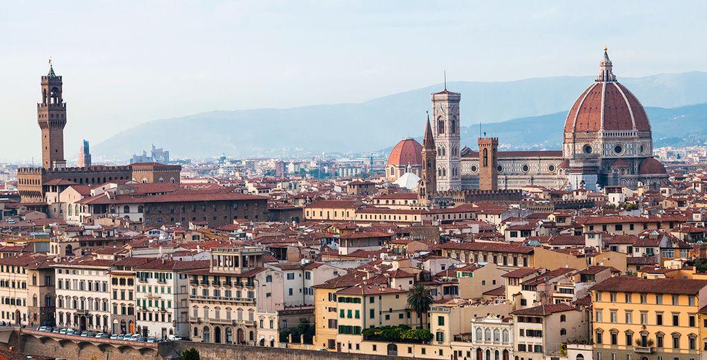 Un bonito combinado te espera en Italia