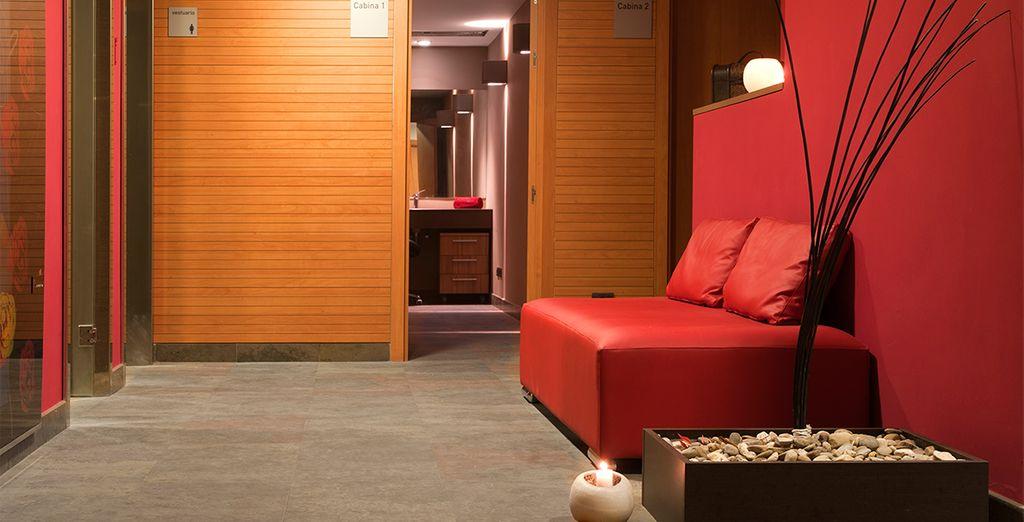 Los espacios del hotel cuentan con un diseño y estilo muy trabajados