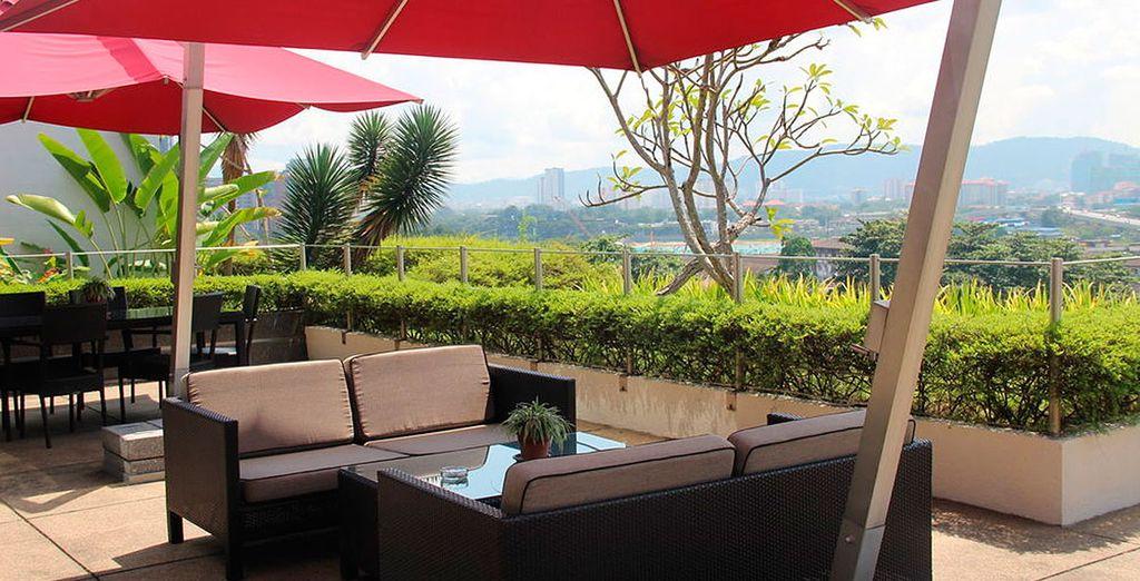 Parkroyal Kuala Lumpur 5*, un espacio de confort espectacular