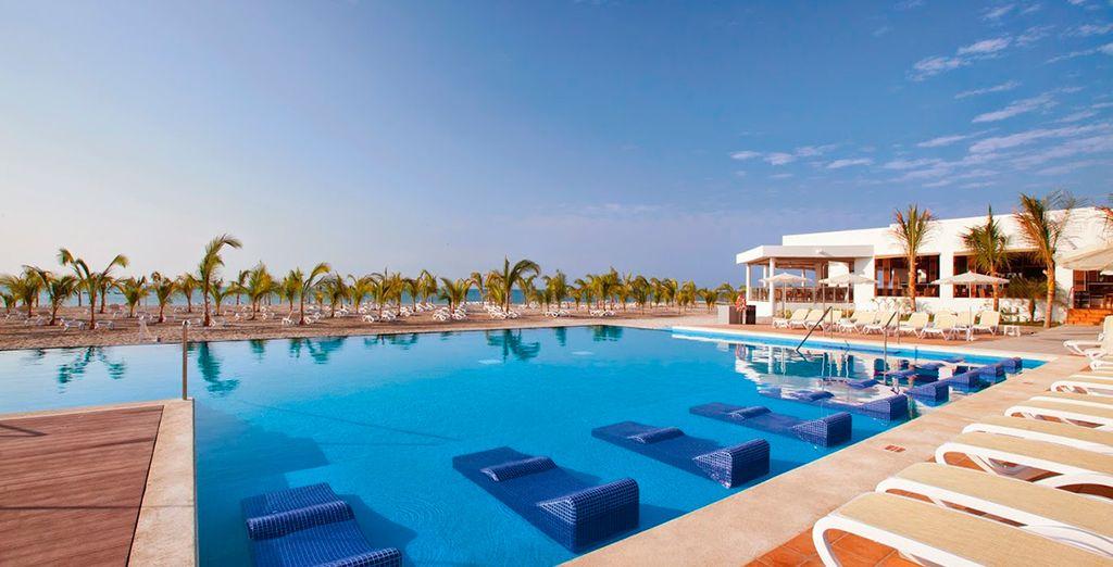 Disfrute de Panamá en un hotel frente a la playa