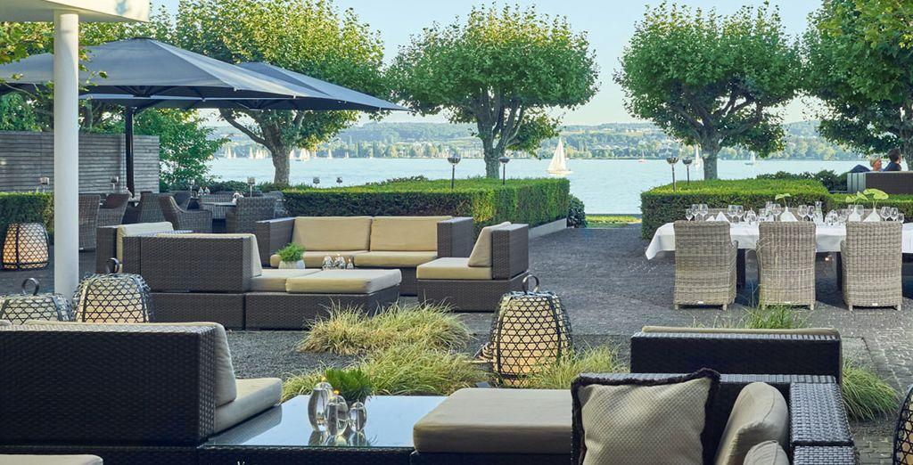 Descubre el lujo y el servicio de primera clase de RIVA - Das Hotel am Bodensee 5*