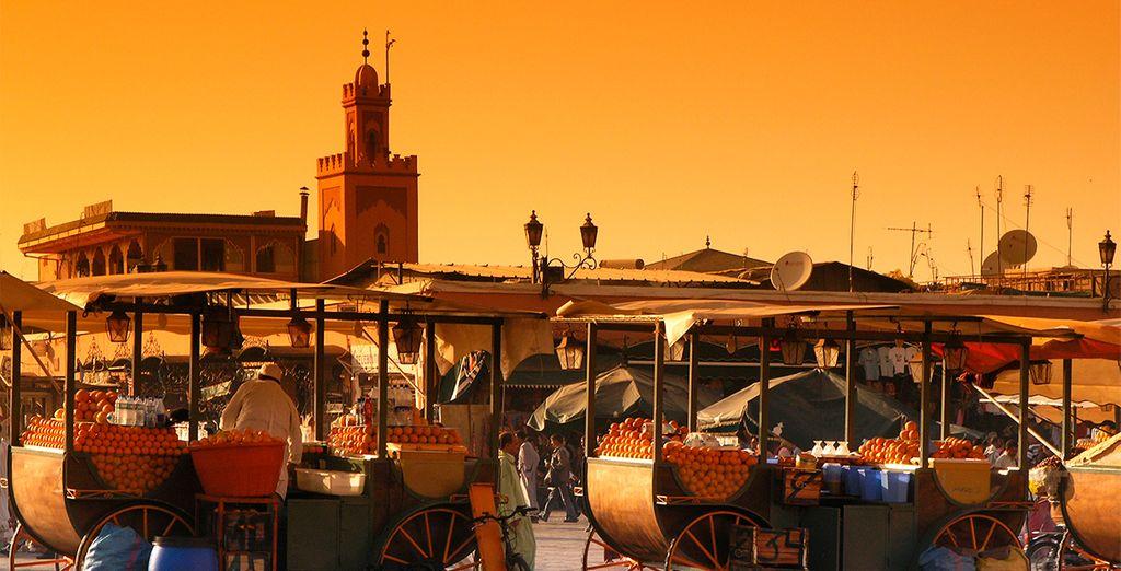¡Vive Marruecos!