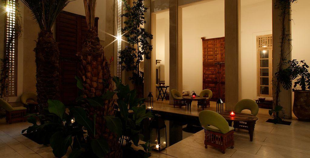 Déjese embaucar por los olores y sonidos de Marrakech