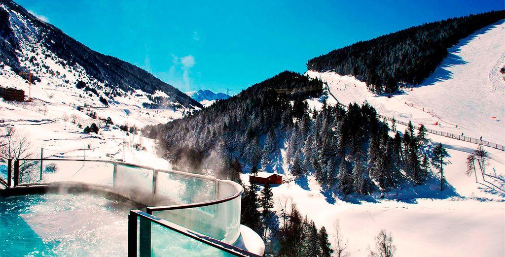 Bienvenido a Sport Hotel Village 4*, tu hotel en Andorra