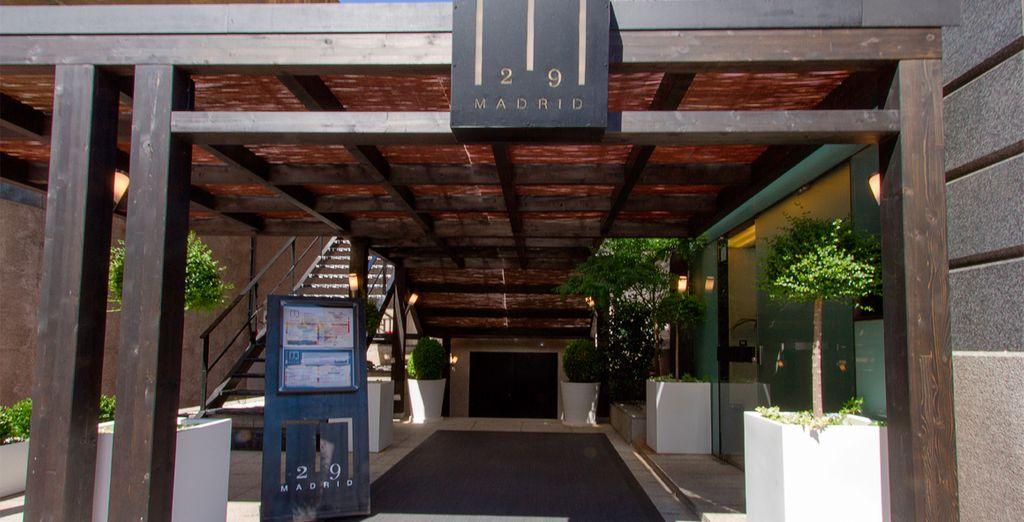 Disfruta de tu descuento en el exquisito Restaurante M29