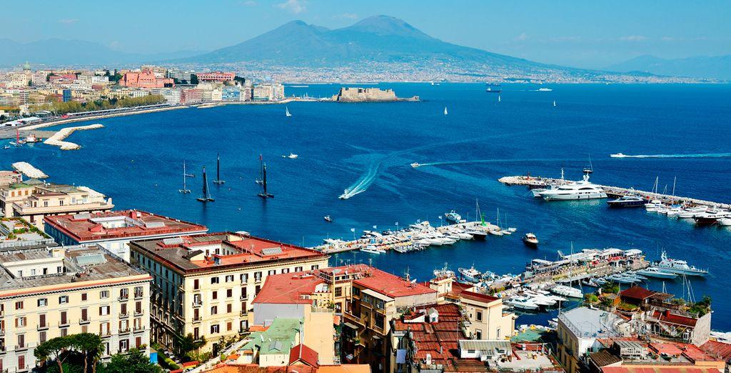Nápoles le enamorará