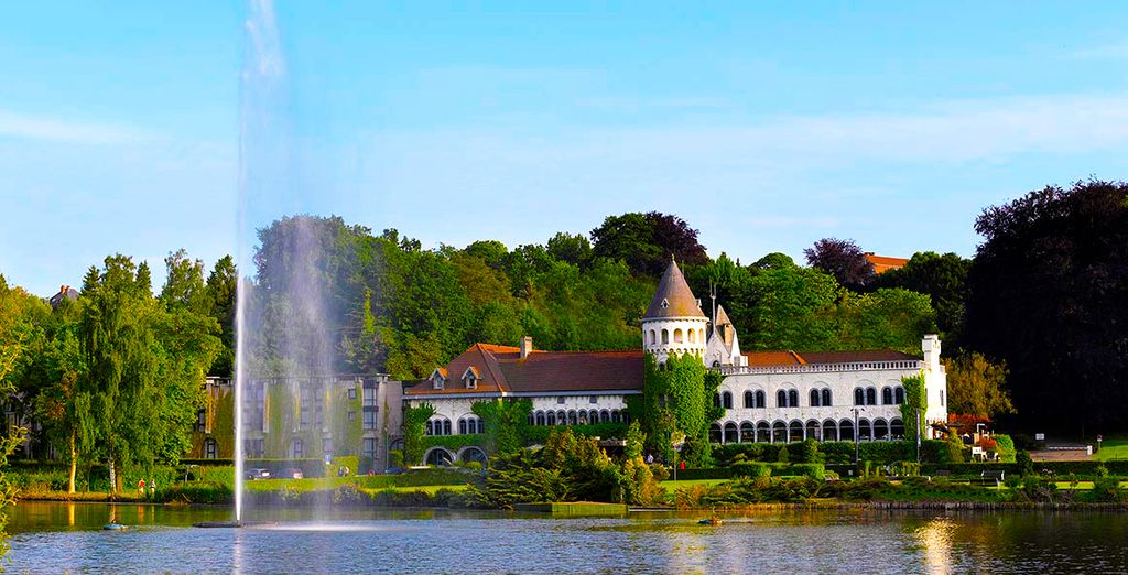 Martin's Chateau Du Lac 5*