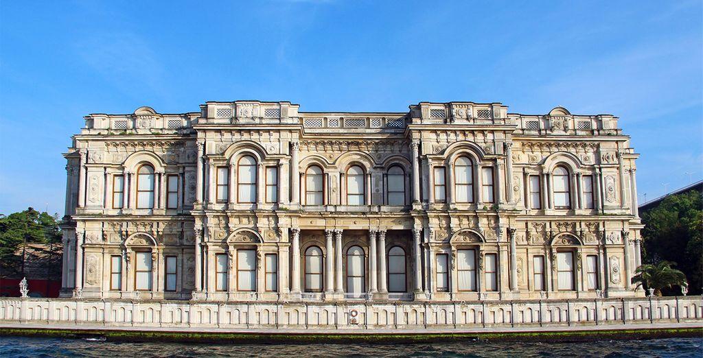 Palacio de Beylerbeyi, una de las joyas del Bósforo