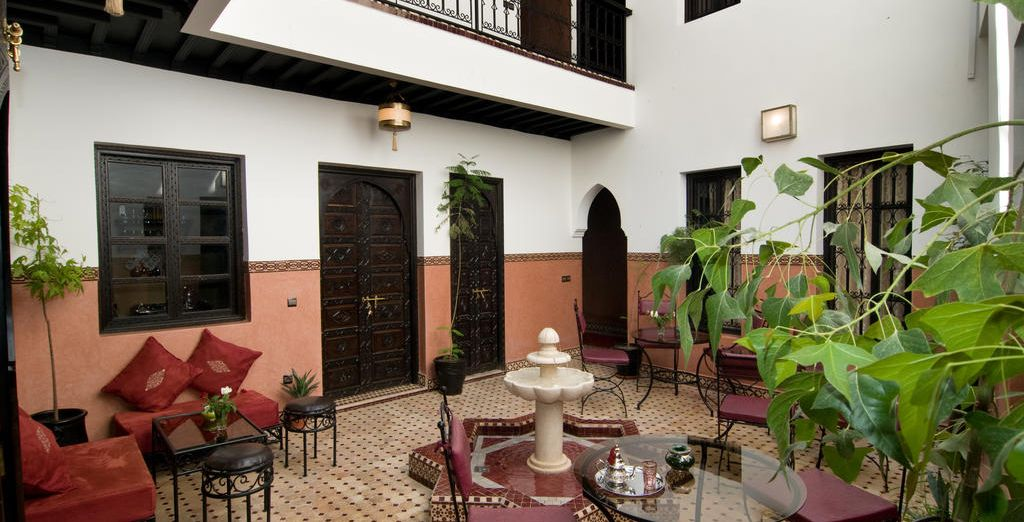 Riad Agdim, un alojamiento tradicional para vivir la esencia de Marruecos