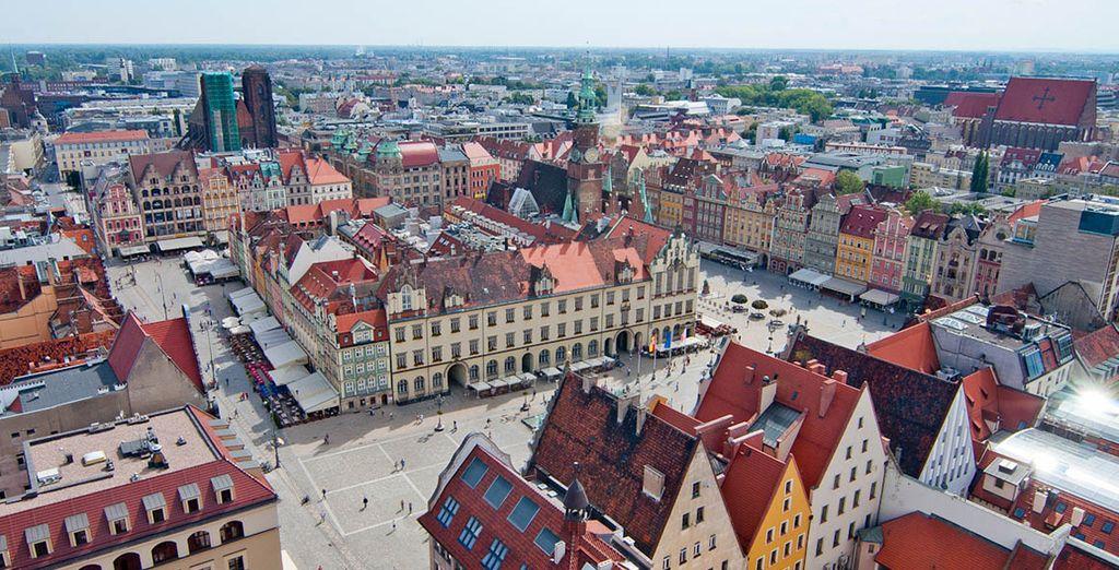 Polonia le encantará