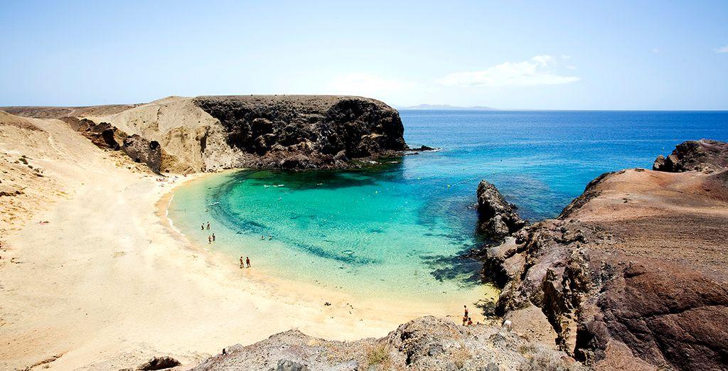 Reserve su hotel en Lanzarote con Voyage Privé