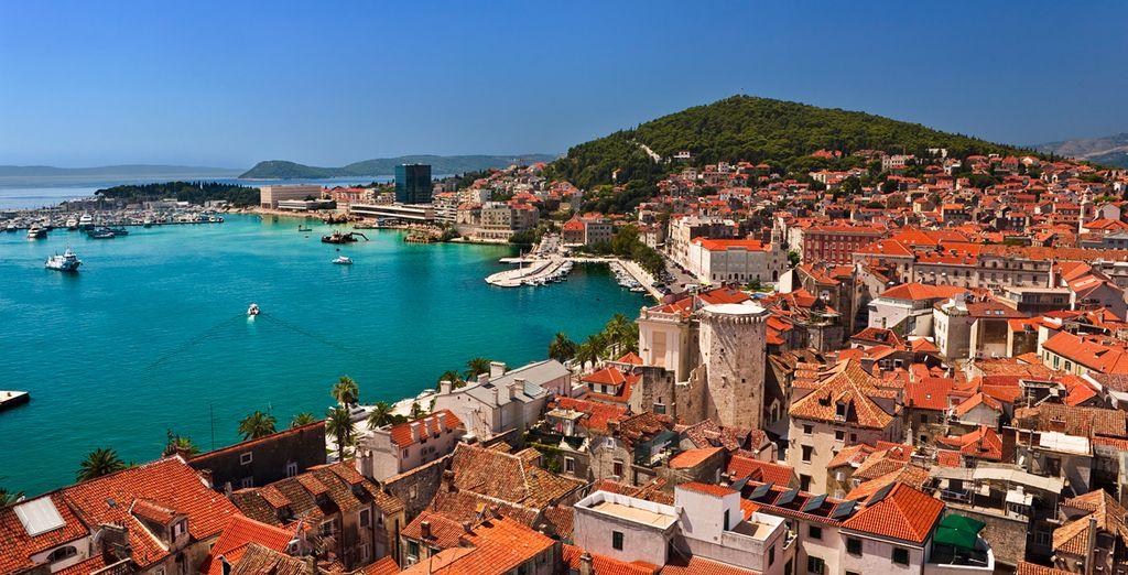 Una ciudad con una belleza excepcional