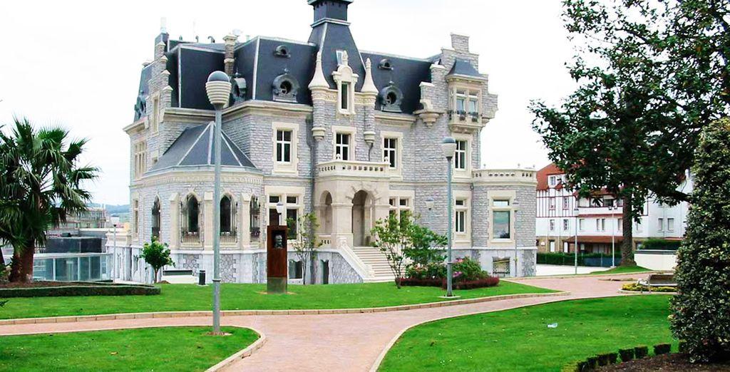 El Hotel URH Palacio de Oriol 4* te abre sus puertas