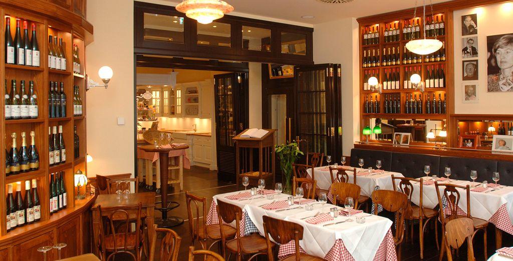Restaurantes con estilo y muy bien decorados