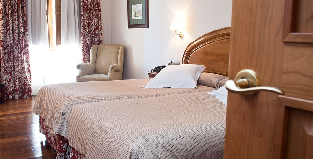 Hotel Spa Convento Las Claras 4* - Astorga
