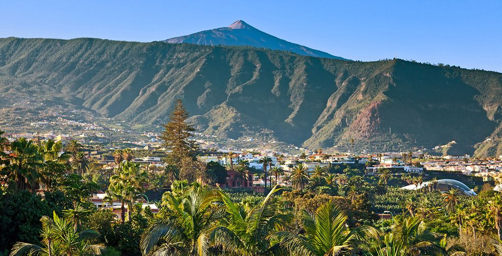 No se puede perder el Teide, la montaña más alta de España