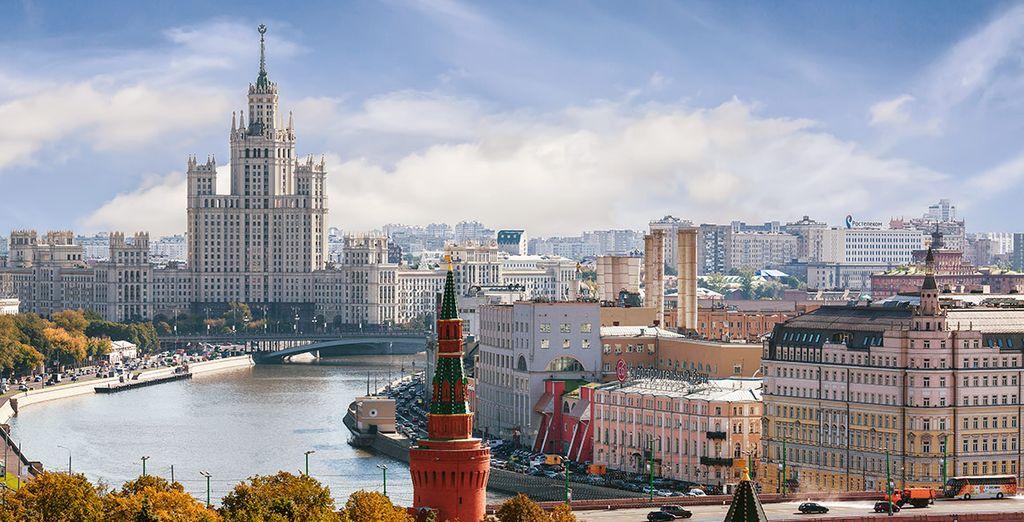 Moscú no te dejará indiferente