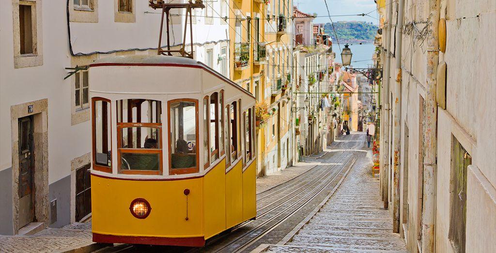 Bienvenido a Lisboa