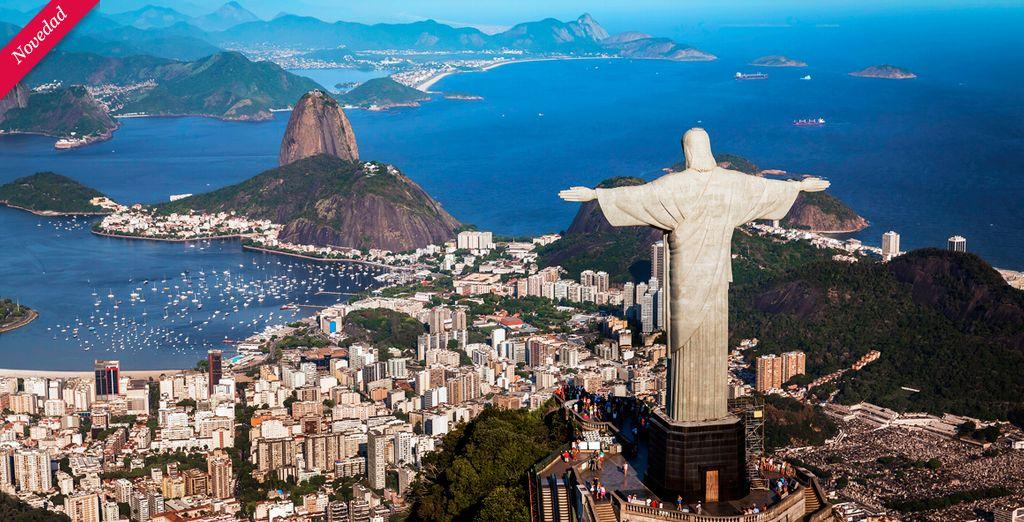 Una oferta inigualable en Río de Janeiro que no puede perderse