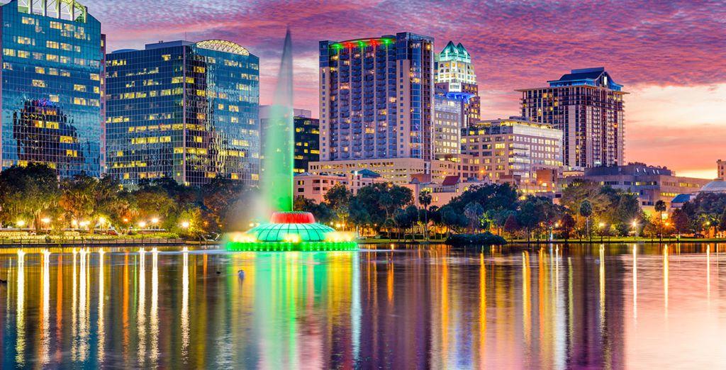 Un hotel perfecto para visitar lo mejor de Orlando y sus alrededores