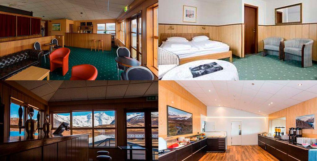 Hotel Skaftafell 3*
