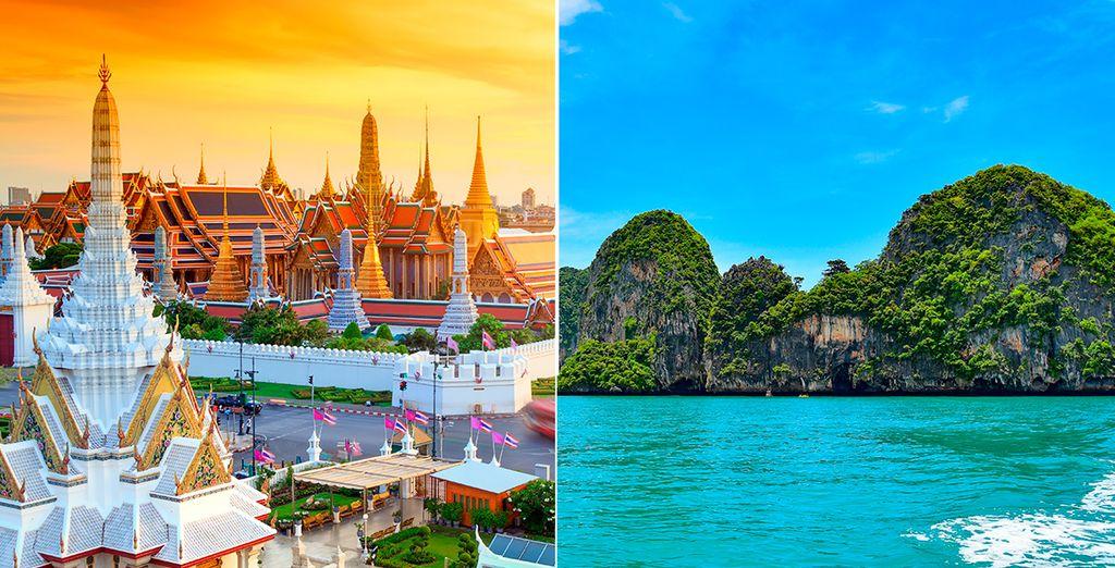 No dejes que te lo cuenten... ¡Vive Tailandia!