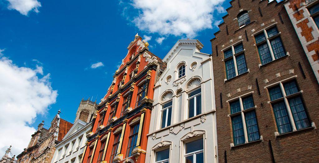 Admira la arquitectura típica
