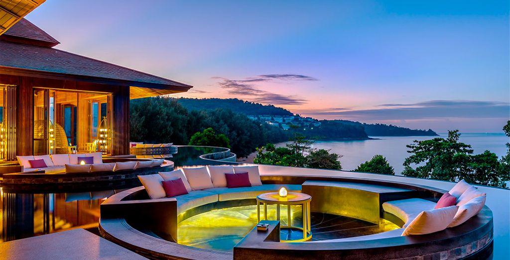 Pullman Arcadia Naiton Beach Resort 5*, tu hotel de categoría Deluxe en Phuket