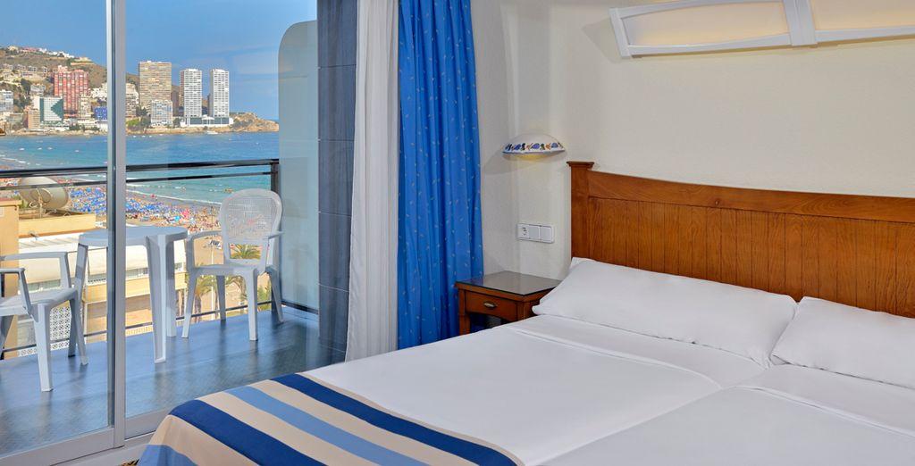 Hotel Meliá Sol Costa Blanca 4*