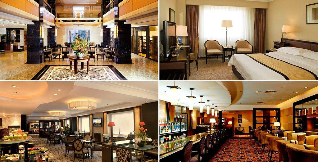 Te presentamos el lujoso New Otani Changfugong