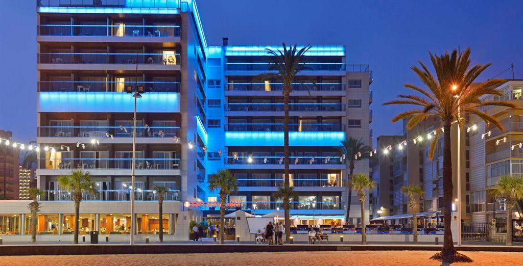 Bienvenido al Hotel Meliá Sol Costa Blanca