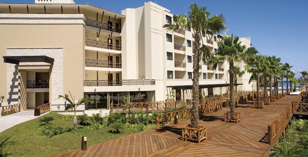 El resort perfecto para pasar sus vacaciones