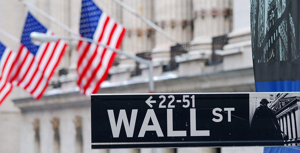 Wall Street, el centro financiero