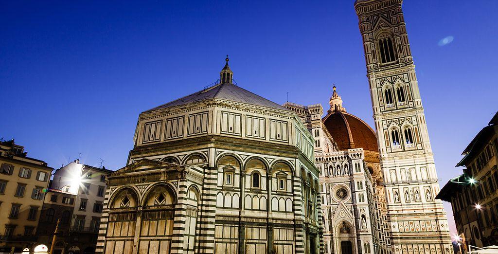 Descubra Florencia y su romanticismo