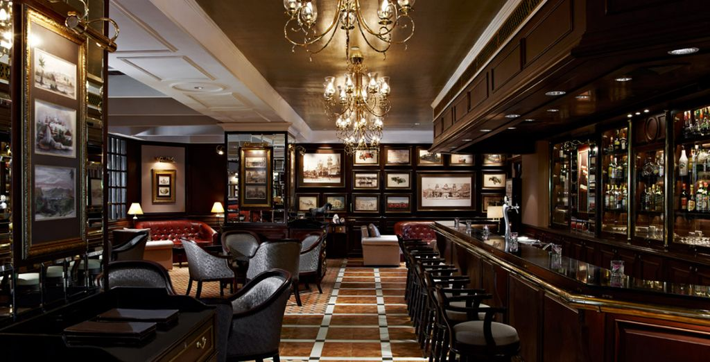 De decoración clásica, lujosa y elegante