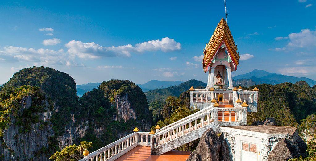 Visita Wat Tham Sua