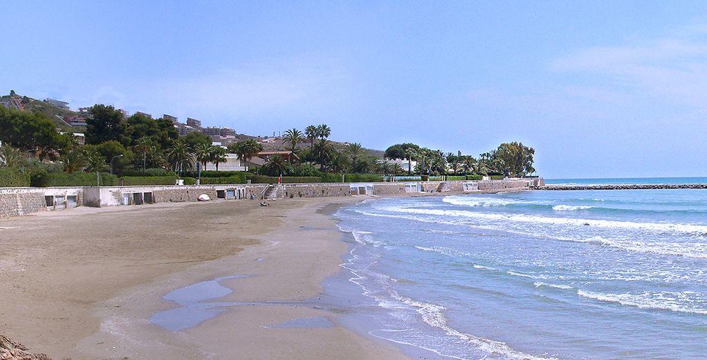 Disfruta de la Costa del Azahar