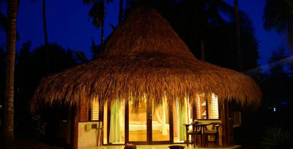 Su Habitación Lanay está equipada para que su estancia sea cómoda y acogedora